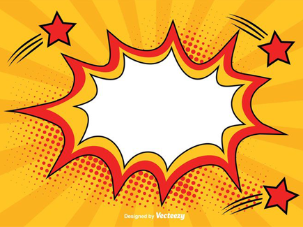 Cartoon Pattern Vector