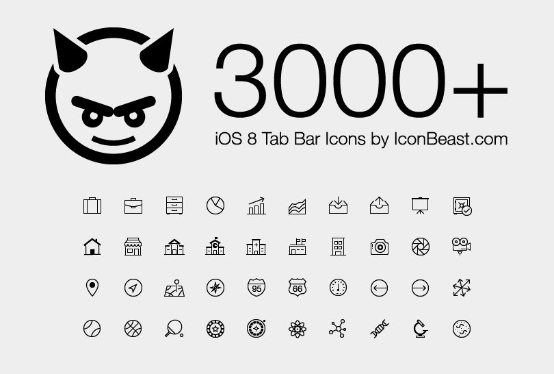Ios Icon Vector